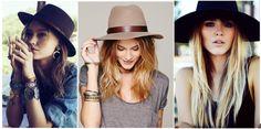 Hats....