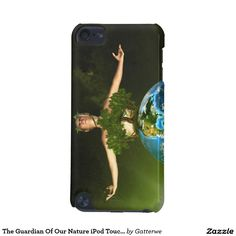 The Guardian Of Our Nature iPod Touch Speck Case