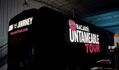 Light Tape® Joins the Journey on the BacardiTour.com Light Tape was recently selected as a backlighting solution for the official #BACARDITOUR bus. Our unique product attributes provided even backlit illumination to Bacardi's already infamous brand and tour. For more information on Light Tape® go to: www.lighttape.co.uk
