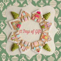 Gingermelon Dolls: Happy Holidays - 12 Days of Gifts