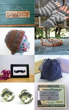 Father's Day Gift Ideas by Donna Zuk on Etsy--Pinned with TreasuryPin.com