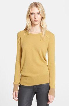 Burberry Brit Colorblock Cashmere Crewneck Sweater | Nordstrom