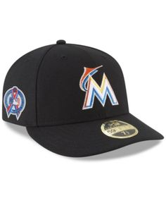 11305fed043 New Era Miami Marlins 9-11 Memorial Low Profile 59FIFTY Fitted Cap