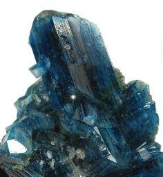Euclase - Lost Hope Mine, Miami, Karoi District, Mashonaland West, Zimbabwe