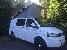 eBay: volkswagen transporter 2.0 tdi swb t5 campervan motorhome low miles 2011 #vwcamper #vwbus #vw