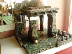 Decoration, Nativity, Minecraft, Entryway Tables, Miniatures, Christmas, Hobbies, Crafts, Home Decor