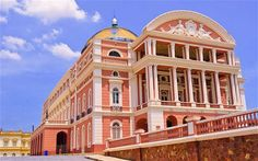 World Cup 2014: Manaus travel guide - Telegraph (UK)