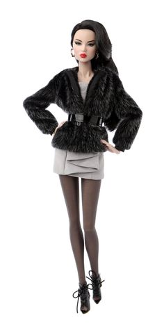 Collecting Fashion Dolls by Terri Gold: Integrity Toys' Excellent 2015 NuFace Collection