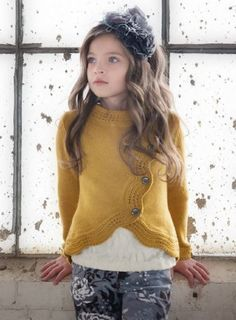 2015 Persnickety Penny Lane Amelia Sweater  Available in Girl, Tween and Women's Sizes  Now in Stock