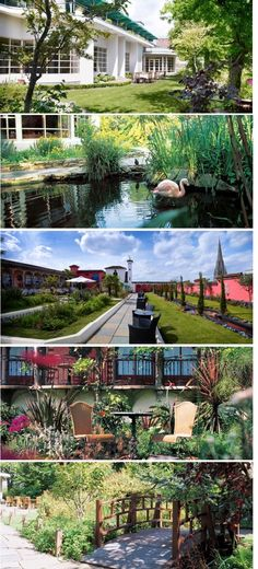 Kensington Roof Gardens - great place to relax and explore if the weather is good.