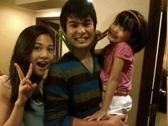 'Be Careful' Kids Surprised with Fames Pinoy, Salvador, Actresses, Couple Photos, Couples, Celebrities, Cute, Kids, Celebrity