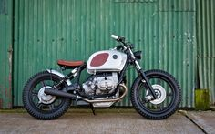 BMW R80 Bobber by Kevils Speed Shop  #motorcycles #bobber #motos | caferacerpasion.com
