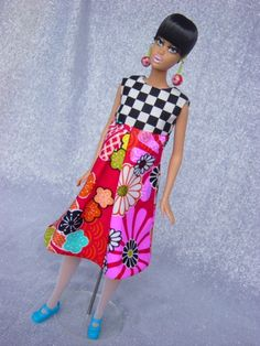 Wide Eyed Girls - One-Of-A-Kind (OOAK) Fashion Dolls by Dan Lee