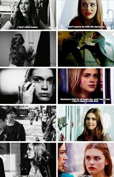 This is why everyone should love lydia she is amazing smart and gorgeous she has a sense of humour her charachter evolution is amazing and that's why she is my favourite from the girls of teen wolf i love lydia martin and so should everyone there is no reason to hate her she is perfect!my queeeeen
