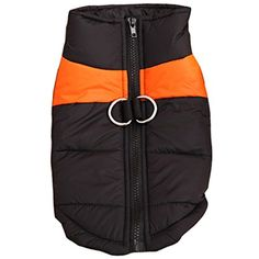 Small Medium Big Dog Winter Quilted Puffer Vest Padded Coat Harness Jacket For Cold Weather All Size S-5XL By Gaoli -- Check this awesome product by going to the link at the image. (This is an affiliate link) #Dogs