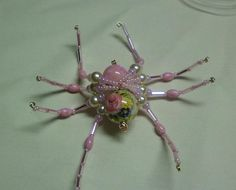 Easy to get follow directions. Shawkl: Beaded Spider Tutorial