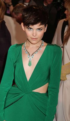 Emerald: Ginnifer Goodwin