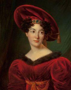 François-Joseph Kinson, Portrait of Madam Lestapi