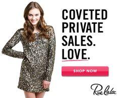 Enjoy Coveted Private Sales with Rue La La