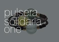 Pulsera solidaria One Joyería Suárez