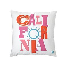 serena and lily calfornia throw pillow