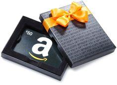 WIN a $50 Amazon Online Gift Certificate