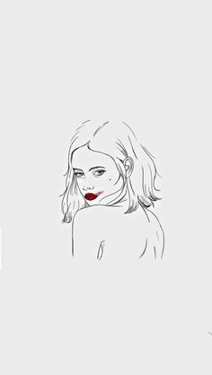 Tattoo Cute But Psycho 52 Ideas Graphic Wallpaper, Tumblr Wallpaper, Aesthetic Iphone Wallpaper, Wallpaper Backgrounds, Drawing Sketches, Art Drawings, Desenho Tattoo, Minimalist Art, Aesthetic Art