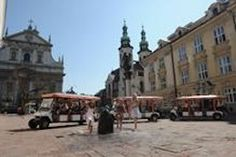 Krakow sightseeing by eco-vehicle - Small group (1,5h) - DiscoverCracow.eu