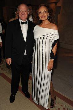 2014 The Met Gala's Jamesian Society - Slideshow - Diane von Furstenberg and Barry Diller