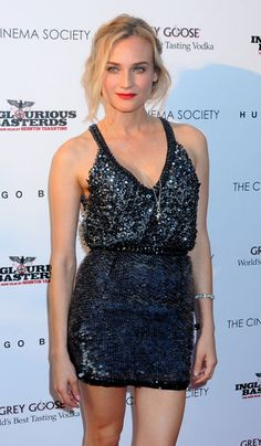 Diane Kruger Style - Simplicity & Elegance
