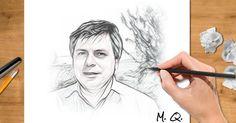 Come saresti disegnata? Lasciaci fare un tuo ritratto!