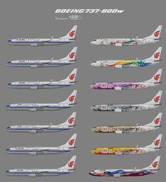 Air China, Vintage Air, Air Travel, Airplane, Aircraft, Asia, Guns, Paint, Design