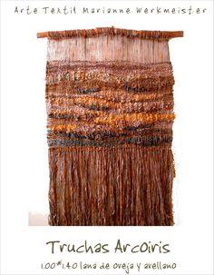 Rruchas Arcoiris por Marianne Werkmeister