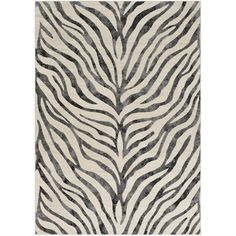 Aine Distressed Animal Print Taupe/Light Gray Area Rug Rug Size: Rectangle x Zebra Print Rug, Animal Print Rug, City Rugs, Polypropylene Rugs, Leather Pieces, Rug Material, Indoor Rugs, Queen, Rugs Online