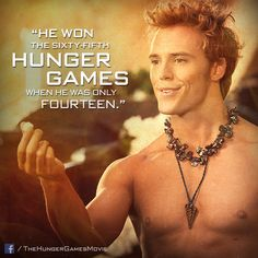 WHO IS... Finnick Odair?