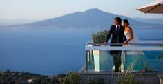 Amalfi Coast villa for weddings