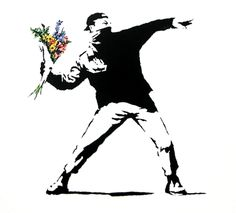 Banksy ~ Collection of his art
