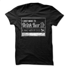 Beer & Dog - t shirt maker #fashion #T-Shirts
