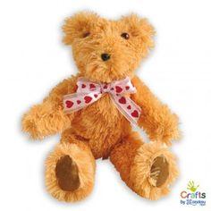 Construye tu oso de peluche http://pekaypeke.com/es/manualidades/197-construye-tu-oso-de-peluche.html