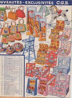 French Toy Catalog