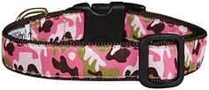Up Country Pink Camo Dog Collar  Large ** Learn more by visiting the image link.Note:It is affiliate link to Amazon. #paradise