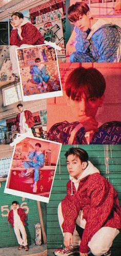 Baekhyun Wallpaper, Exo 2014, Kpop Backgrounds, Exo Album, Exo Lockscreen, Kpop Exo, People Magazine, Chanbaek, Anime Art Girl