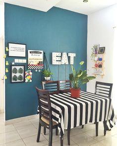 Desain Ruang Makan Minimalis Modern Menyatu Dengan Ruang Keluarga Lagi Ngetren