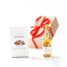 TOKAJ - Tokaji és gyümölcsös-csokis praliné - céges ajándék