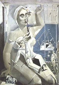 Salvador Dali Painting - 1925