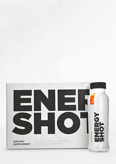 Energy Shot by Modere provides a natural energy boost and delivers the nutrition you need to for peak performance.*