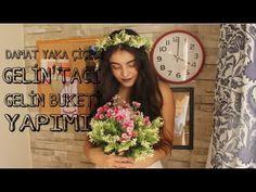 Gelin Çiçeği Nasıl Yapılır? - YouTube