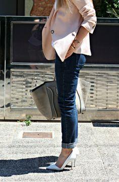 fashionable jeans!