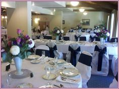 Clintonville Womans Club - Wedding Receptions - Parties - Luncheons - Dinners - Meetings