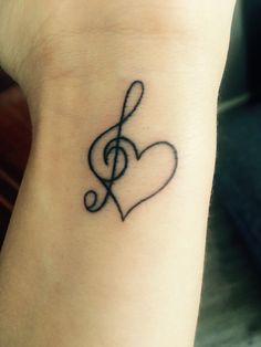 - Tatuaże - - – Tatuaże – -Tattoo - Tatuaże - - – Tatuaże – - Super tattoo music art piano ideas trendy ideas tattoo cool arm simple 100 Best Tattoo Ideas For Women To Help You Find The Perfect Tat (And Their Meanings) Exceptional. Music Wrist Tattoos, Music Heart Tattoo, Body Art Tattoos, Music Note Tattoos, Music Related Tattoos, Music Symbol Tattoo, Treble Clef Tattoo, Music Tattoo Sleeves, Cute Tattoos On Wrist
